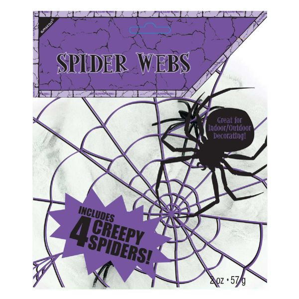 Large Spiders Web - 57g